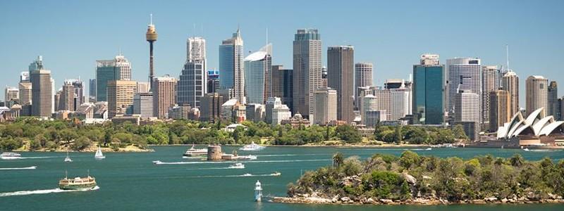 Living in Sydney City